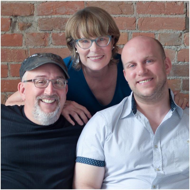 Team from Sunshine Web Design, Ames/Des Moines
